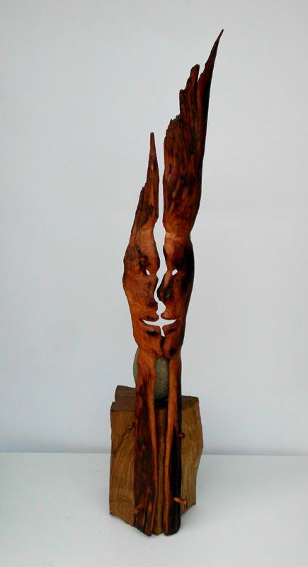 Holz 60/12,5/15 cm 2013