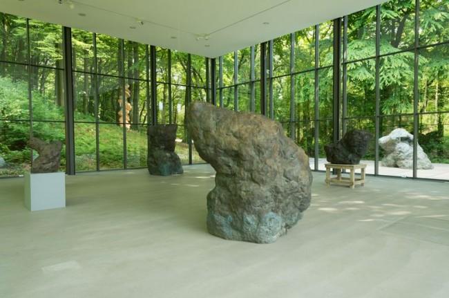 Ausstellungsansicht 1, Pavillon