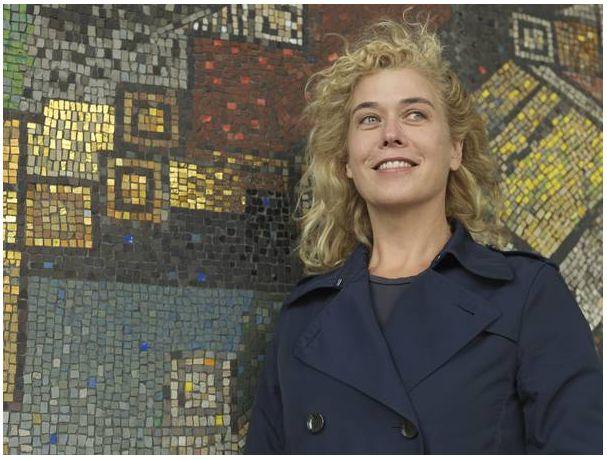 Professorin Rita McBride, die neue Rektorin der Kunstakademie Düsseldorf © Foto: Anne Pöhlmann, 2012