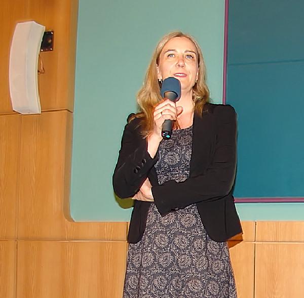 Marion Ackermann, künstlerische Direktorin der Kunstsammlung NRW