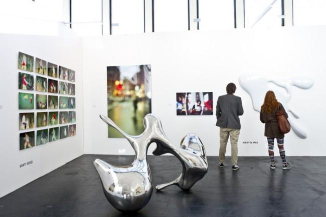 Ausstellungsansicht: Gerhardt Braun Gallery © Boris Breuer
