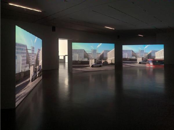 Korpys/Löffler Personen Institutionen Objekte Sachen, 2014 Installationsansicht Kunsthalle Düsseldorf © VG Bild-Kunst, Bonn 2014 Foto: Achim Kukulies