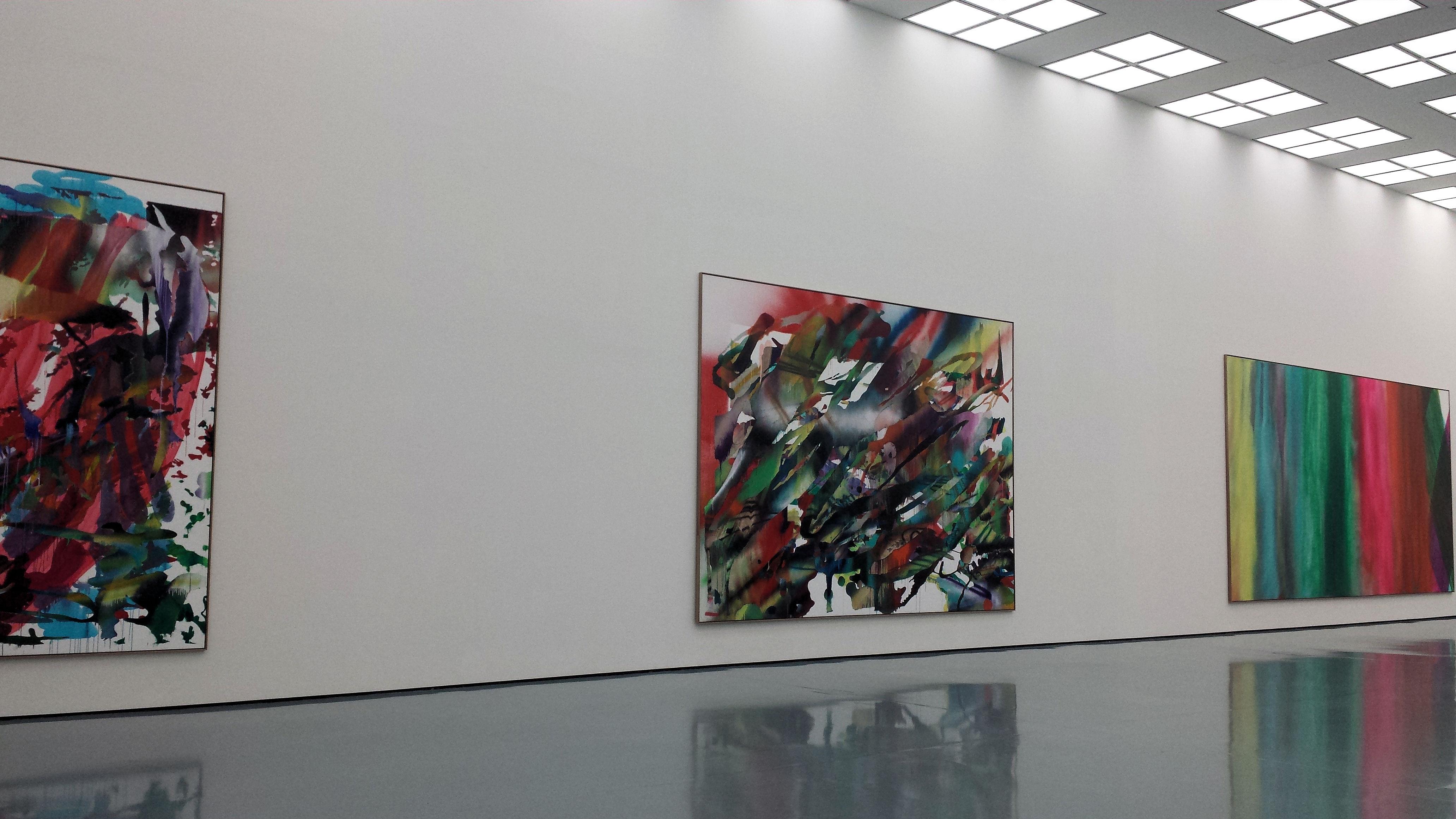 Ausstellungsansicht foto meike lotz - Dusseldorf bilder auf leinwand ...