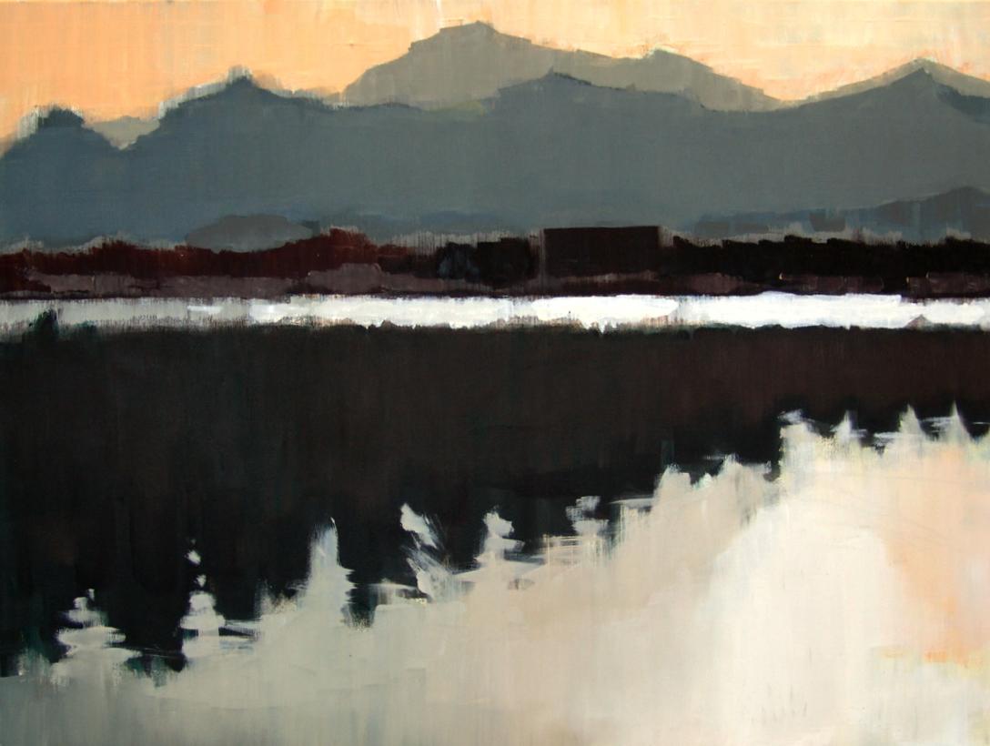 Künstler: Sven Blatt | 2008 | 60 x 80 | Öl auf Leinwand