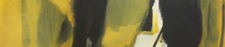 Künstler: Sebastian Mayrle - Ohne Titel | 2018 | 70 x 100 cm | Acryl a. LW