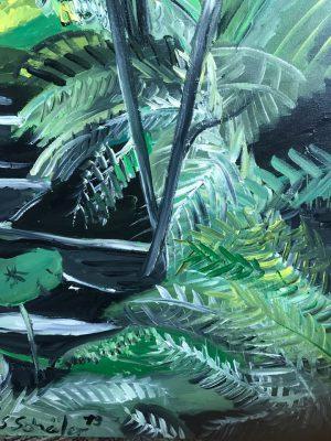 Künstlerin: Sabine Schäfer | 2019 80 x 60cm Acryl a. LW | auf Keilrahmen gespannt (ohne Zierrahmen)