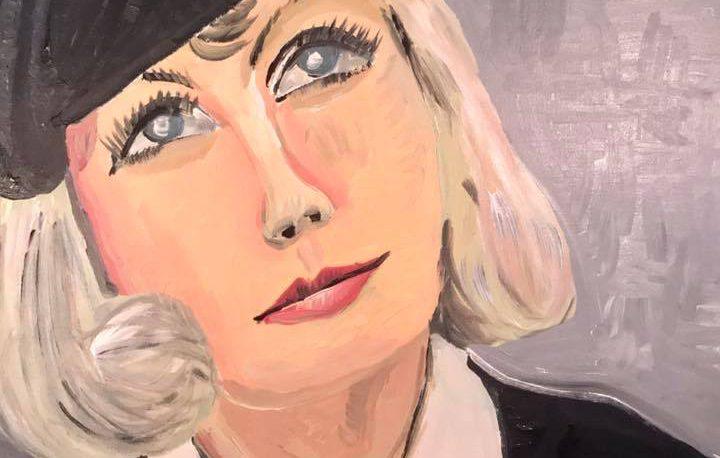 Künstlerin: Sabine Schäfer | 2018 | 80 x 60 cm Acryl a. LW | auf Keilrahmen gespannt (ohne Zierrahmen)