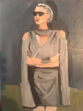 Künstlerin: Sabine Schäfer | 2019 | 40 x 30 cm | Acryl a. LW | auf Keilrahmen gespannt (ohne Zierrahmen)
