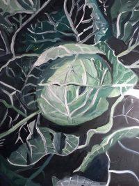 Künstlerin: Sabine Schäfer | 2018 | 80 x 60 cm | Acryl a. LW | auf Keilrahmen gespannt (ohne Zierrahmen)