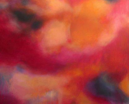 Künstlerin: Anne Samson 2019 | 140 x 120 cm | Acryl auf LW | auf Keilrahmen gespannt (ohne Zierrahmen)