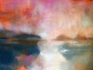 Künstlerin: Anne Samson 2018 | 80 x 60 cm | Acryl & Tusche a. LW | auf Keilrahmen gespannt (ohne Zierrahmen)