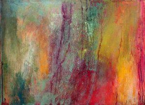 Künstlerin: Anne Samson 2018 | 80 x 60 cm | Sand, Tusche, Pigmente a. LW | auf Keilrahmen gespannt (ohne Zierrahmen)