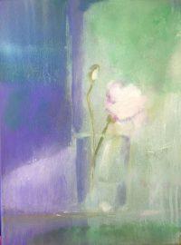 Künstlerin: Anne Samson 2019 | 30 x 40 cm | Acryl & Tusche auf LW | auf Keilrahmen gespannt (ohne Zierrahmen)