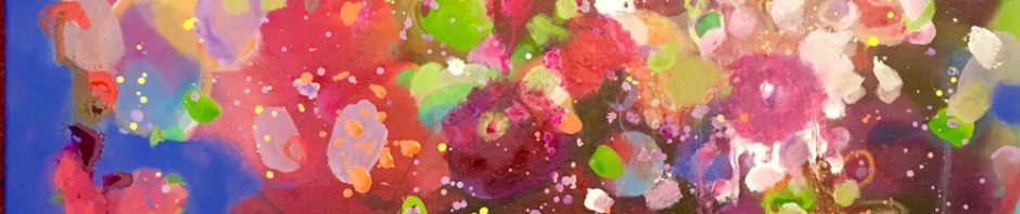 Künstlerin: Anne Samson 2019 | 60 x 60 cm | Acryl & Tusche a. LW | auf Keilrahmen gespannt (ohne Zierrahmen)