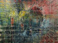 Künstler: Dirk Groß | 2019 | 120 x 150 cm | Mischtechnik auf Leinen | auf Keilrahmen gespannt (ohne Zierrahmen)