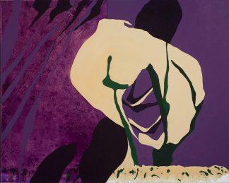 Sandra Keutgens | 2014 | 80 x 100 x 2 cm | Öl a. LW