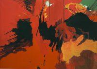 Künstlerin: Sandra Keutgens | 2019 | 200 x 150 x 2 cm | Öl a. LW | auf Keilrahmen gespannt (ohne Zierrahmen)