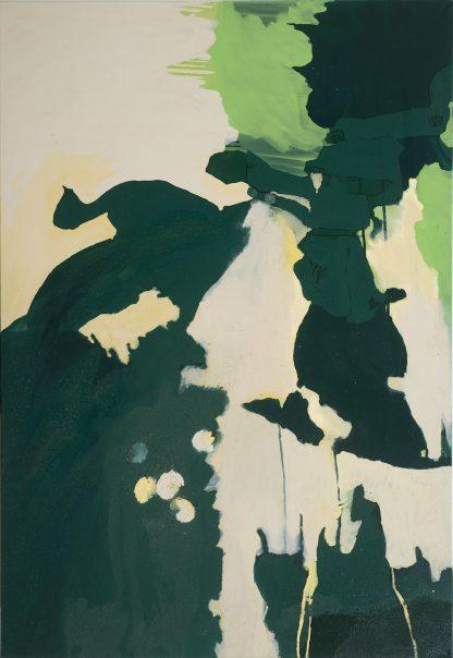 Künstlerin: Sandra Keutgens | 2015 | 160 x 110 x 2 cm | Öl a. LW | auf Keilrahmen gespannt (ohne Zierrahmen)