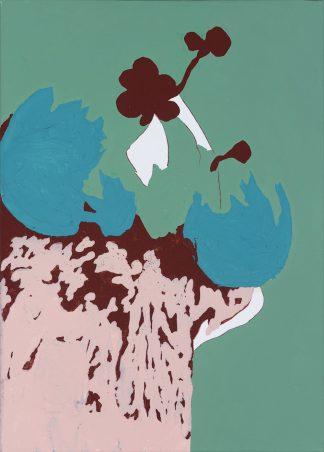 Künstlerin: Sandra Keutgens | 2018 | 70x50x2cm | Öl a. LW | auf Keilrahmen gespannt (ohne Zierrahmen)