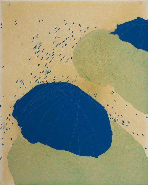 Künstlerin: Sandra Keutgens | 2015 | 100 x 80 x 2 cm | Öl a. LW | auf Keilrahmen gespannt (ohne Zierrahmen)