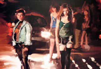 Künstler: Armin Schanz | 2017 | 70 x 100 cm | eGouache auf Leinwand (Acryl-Druck)