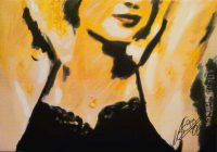 Künstler: Armin Schanz | 2006 | 42 x 60 cm | Paintographie/Öl-Mischtechnik auf Leinwand