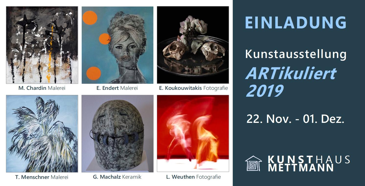 Kunsthaus Mettmann e.V.: