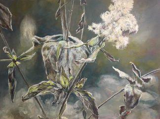 Künstlerin: Regina Berge | 2012| 90 x 120 x 4 cm | Acryl auf Leinwand | auf Keilrahmen gespannt, ohne Zierrahmen