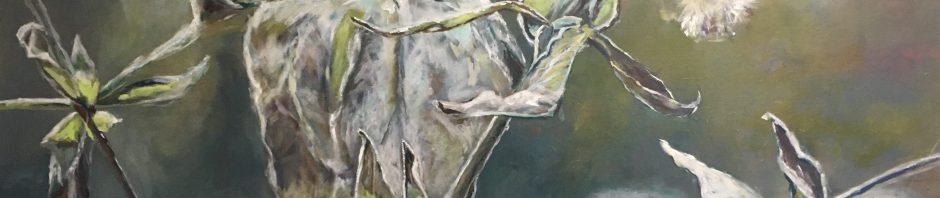 Künstlerin: Regina Berge   2012  90 x 120 x 4 cm   Acryl auf Leinwand   auf Keilrahmen gespannt, ohne Zierrahmen