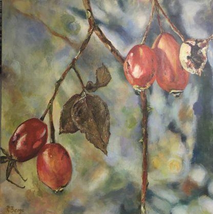 Künstlerin: Regina Berge | 2013 | 80 x 80 cm | Acryl auf Leinwand | auf Keilrahmen gespannt, ohne Zierrahmen