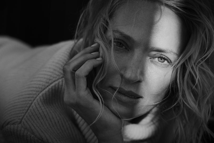 Peter Lindbergh Uma Thurman, New York, 2016 © Peter Lindbergh (Courtesy Peter Lindbergh, Paris)